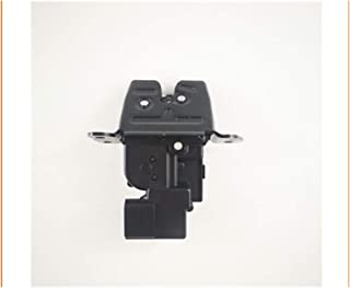 Piaopiao Tailgate Trunk Handle Actuator Lock Fit for 81230-A5000 81230A5000 (Color : 81230 A5000)
