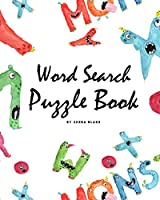 Word Search Puzzle Book for Kids (Large Softcover Puzzle Book for Children)