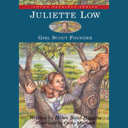 Juliette Low audiobook cover art