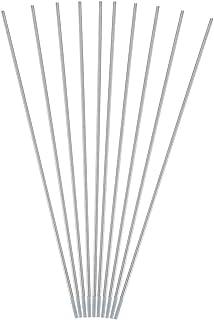 Tungstens Electrodes, No Radioactivity TIG Welding Tungsten Electrode Rods,(1.6mm*175mm)