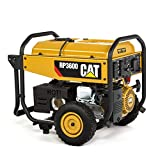 Cat RP3600 3600 Running Watts/4500 Starting Watts Gas Powered  Portable Generator 502-3684