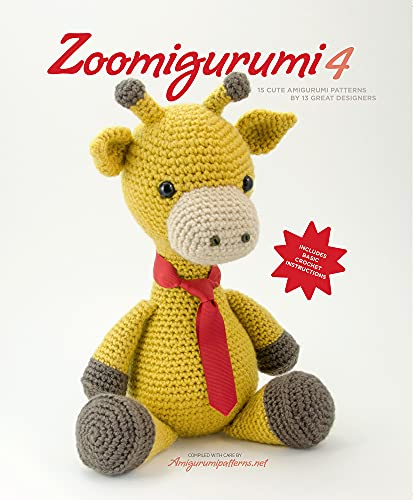 Zoomigurumi 4: 15 Cute Amigurumi Patterns: 15 Cute Amigurumi Patterns by 12 Great Designers