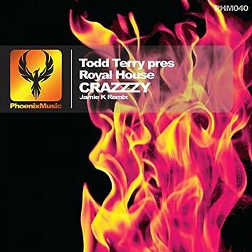 Crazzzy (Jamie K Remix)