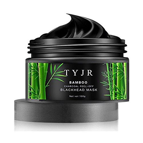 TYJR Vena Beauty Masque boue anti-points noirs à haute densité, purifiant et nettoyant en profondeur, 100ml
