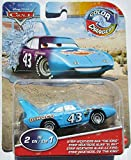Disney Pixar Cars Color Changers Strip Weathers AKA The King