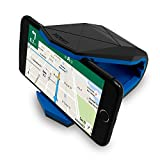 Tizum Covert TM-CH-110-BLU Universal Car Mount Cradle, Mobile Holder for GPS, Smartphones upto