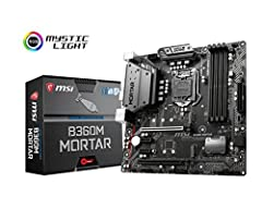 Supports 8th Gen Intel Core/Pentium Gold/Celeron Processors for LGA 1151 socket Supports DDR4 Memory, up to 2666MHz Twin Turbo M.2: With 2 x M.2 slots. Running at PCI-E Gen3 x4 maximizes performance for NVMe based SSDs Audio Boost: Reward your ears w...