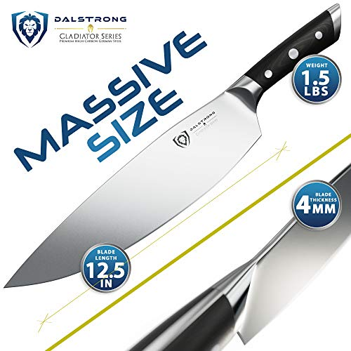 DALSTRONG Giant Butcher's Breaking Knife