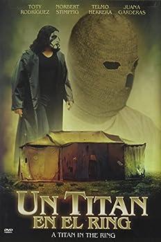 DVD Un Titan en el Ring [Spanish] Book