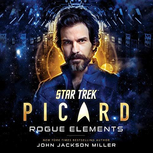 Star Trek: Picard: Rogue Elements cover art