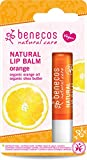 Benecos Balsamo Labial Vegano Naranja 4,8Gr. 50 ml