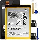 for Sony Xperia Z5 E6683, E6653, Dual Sim E6633 Replacement Battery LIS1593ERPC Free Adhesive Toolkit