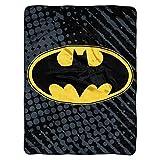 Batman Super Plush Throw 46' X 60'