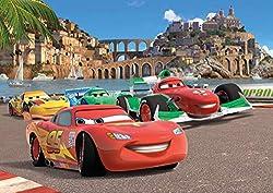 Un papier peint panorama Disney Cars