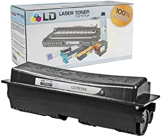 LD Compatible Toner Cartridge Replacement for Kyocera FS-1120D TK-162 (Black)