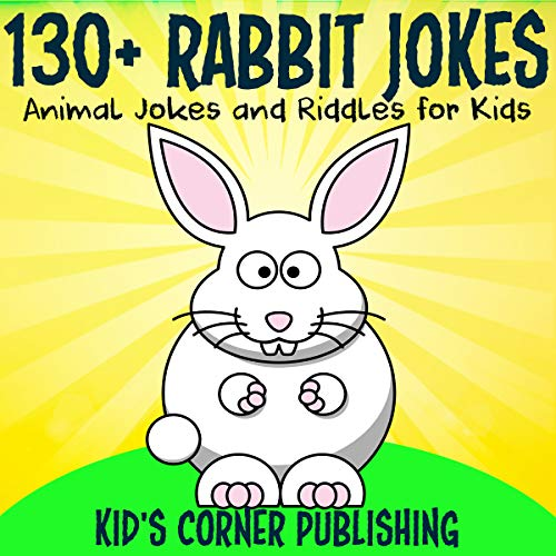 130+ Rabbit Jokes cover art