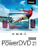 CyberLink PowerDVD 21 | Standard | PC | Código de activación PC enviado por email