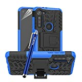 iCatchy For Motorola Moto G8 Power Lite Case, Heavy Duty