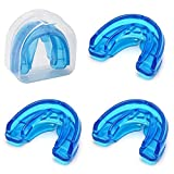 Dental Guard,Mouth Guard,Moldable Mouth Guard, Stops Bruxism, Eliminates Teeth Clenching