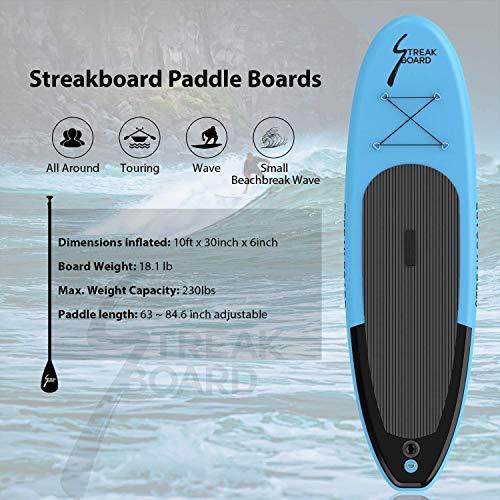 Streakboard Sup Board - 4