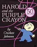 Harold and the Purple Crayon (Purple Crayon Books) (English Edition)