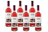 Viñas del vero viñas del vero merlot tempranillo - vino d. O. Somontano - 750 ml - 6 botellas x 125 ml - total: 4500 ml