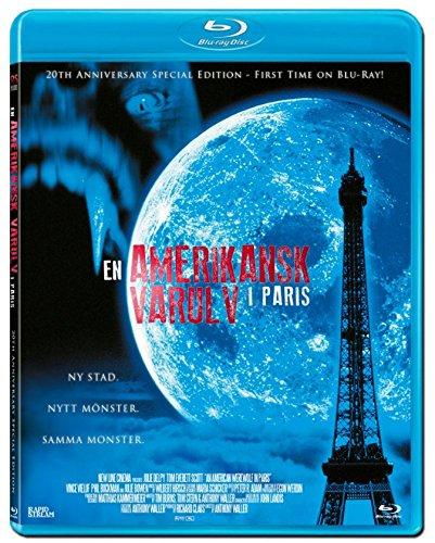 An american werewolf in Paris (1997) [BLU-RAY] 20th Anniversary Special Edition - Tom Everett Scott