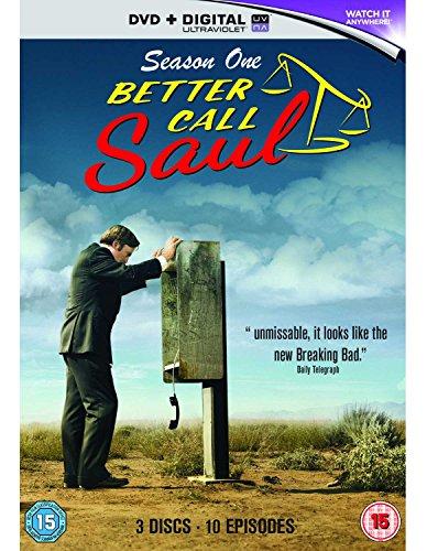 Better Call Saul – Season 1 [DVD]