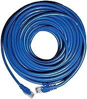 Patch Cord Utp Cat5E 26Awg 30M Azul, SECCON, 27681