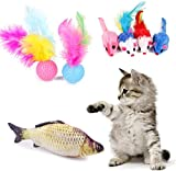 Zoom IMG-2 hepaz giocattoli per gatti 32