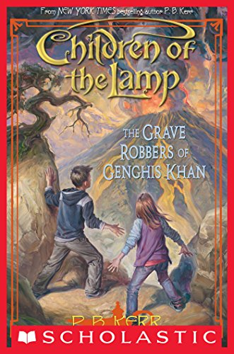 Children of the Lamp #7: The Grave Robbers of Genghis Khan (English Edition)