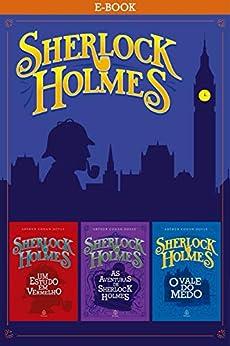 Sherlock Holmes I (Clássicos da literatura mundial) por [Arthur Conan Doyle, Monique Dorazio]
