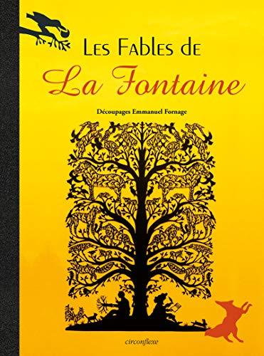 Les Fables de la Fontaine, Découpages Emmanuel Fornage
