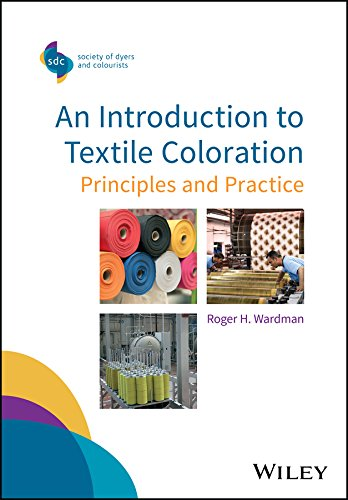 An Introduction to Textile Coloration: Principles and Practice (SDC-Society of Dyers and Colourists) (English Edition)
