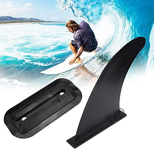 SPEACOUR 2 PCS Aletas de Tabla de Surf Removible Surfboard Fins Aletas para Tablas de Surf Universal Seguro Reforzado Quillas Surf Quillas para Tablas de Surf para Tablas de Surf Remo de Canoas