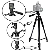 New Super Tripod 60' with Case for Fujifilm X-E3 X-A5 X-A3 X-A10