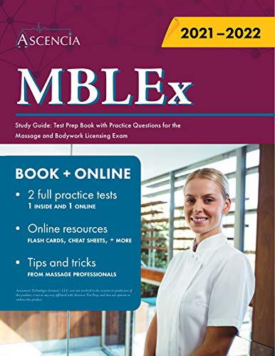 MBLEx Study Guide: Test Prep Book with Practice Questions for the Massage and Bodywork Licensing Exam (English Edition)