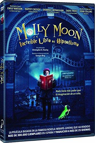 Molly Moon Y El Increíble Libro Del Hipnotismo [DVD]