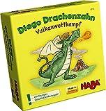 Haba- Diego Drago: Competición volcánica - Juego infantil de destreza (en alemán)