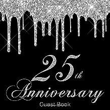 twenty fifth anniversary ideas