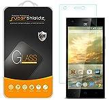 (2 Pack) Supershieldz Designed for ZTE Warp Elite Tempered Glass Screen Protector, Anti Scratch,...