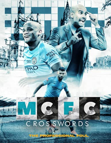 Man City Crossword: Perfect Gift For City Fans to Test Your Knowledge   The Professional Foul