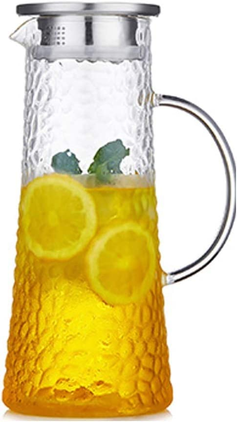 ZCX Household High Temperature Resistant Glass Cold latest Kettle Summe Oklahoma City Mall