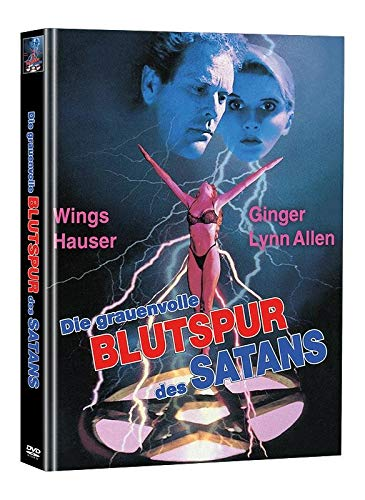 Die Grauenvolle Blutspur des Satans / Perfect Killer - Mediabook Limited Edition (+ Bonus-DVD)