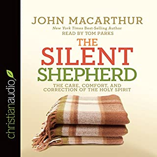 The Silent Shepherd audiobook cover art