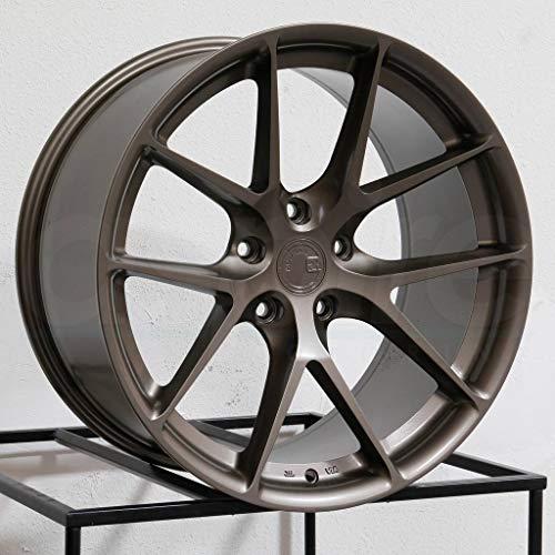 AodHan AFF7 - Matte Bronze: 20x10.5 Wheel, 5x120 Lug Pattern, 72.6 Hub Bore, 35 Offset