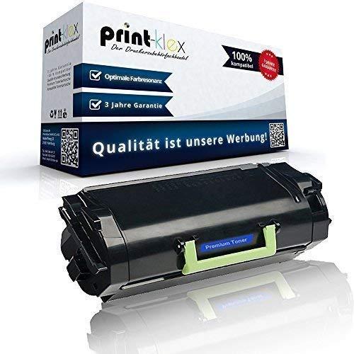 Kompatible XL Tonerkartusche für ca. 25.000 Seiten für Lexmark MS810 de MS810 dn MS810 dtn MS810 n MS811 dn MS811 dtn MS811 n MS812 de MS812 dn MS812