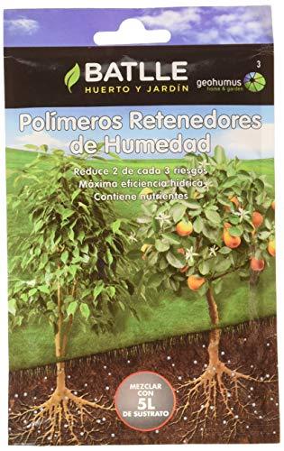 Batlle semences 740015BOLS-polymères retenedores d'humidité Relative pour 5 L