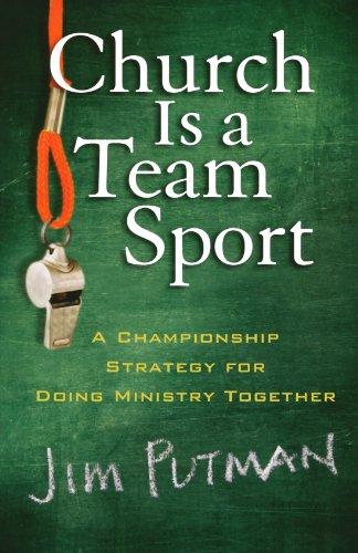 Church is a Team Sport