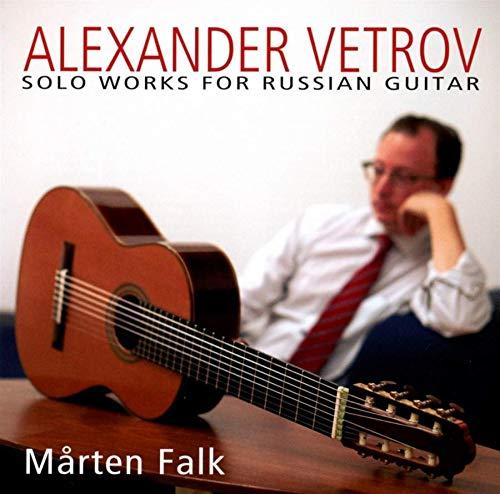 Solowerke Für Russische Gitarre
